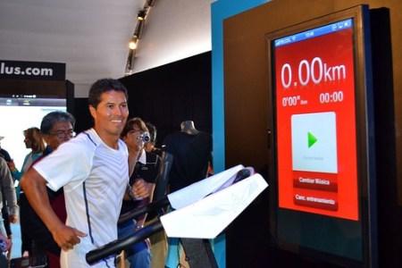 Germán Silva Nike plus