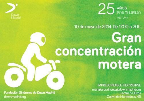 Gran Concentración Motera - Madrid