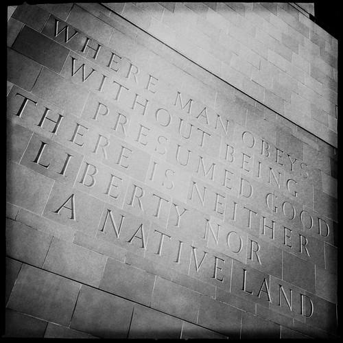 Headstone by Darrin Nightingale