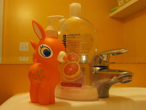 Soap, My Deer
