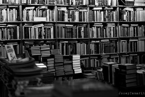 El cementerio de los libros olvidados.The cemetery of forgotten books
