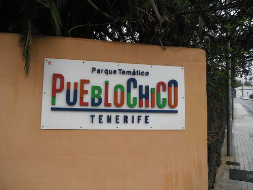 Parque Temático Pueblo Chico