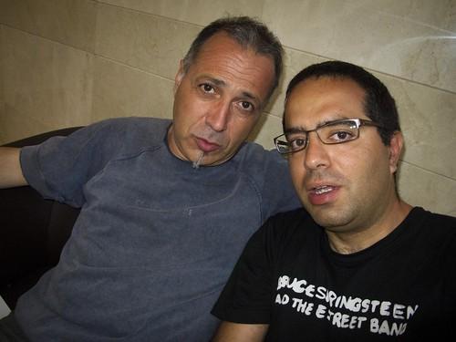 Paolo y Nacho