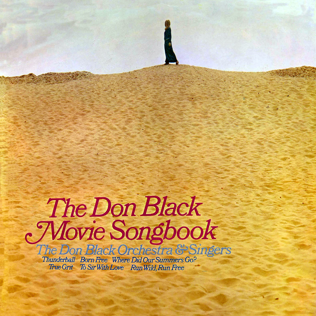 Don Black - The Don Black Movie Songbook