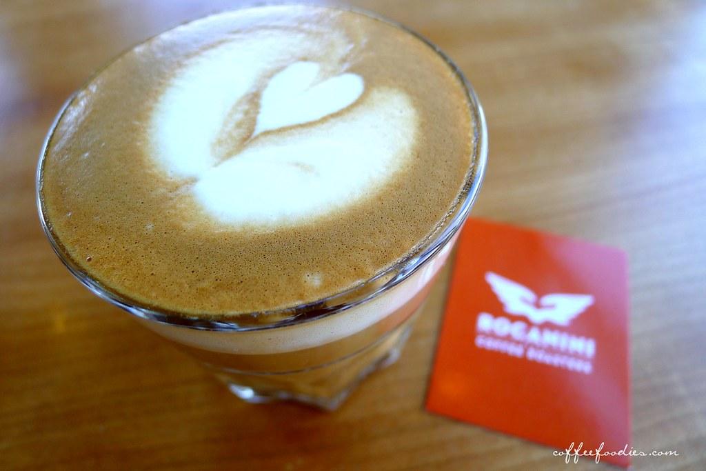 ROCANINI coffee roaster richmond Steveston