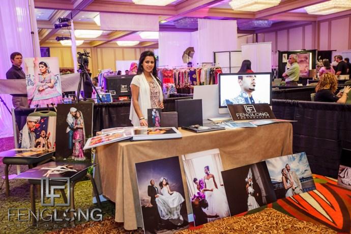 myshadi bridal expo fashion show for south asian hindu