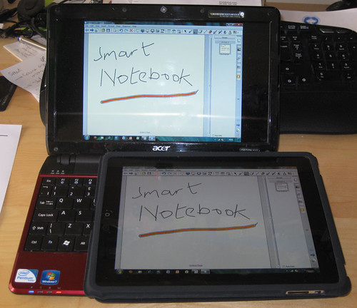 Ipad and Splashtop