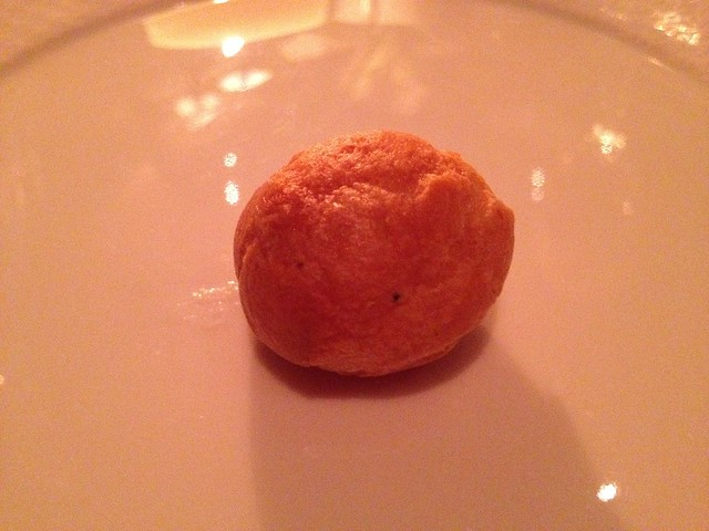 Gougere The French Laundry