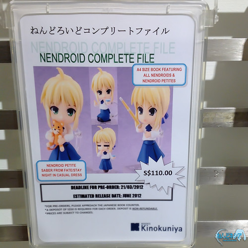 Saw this poster at Takashimaya's Kinokuniya book store