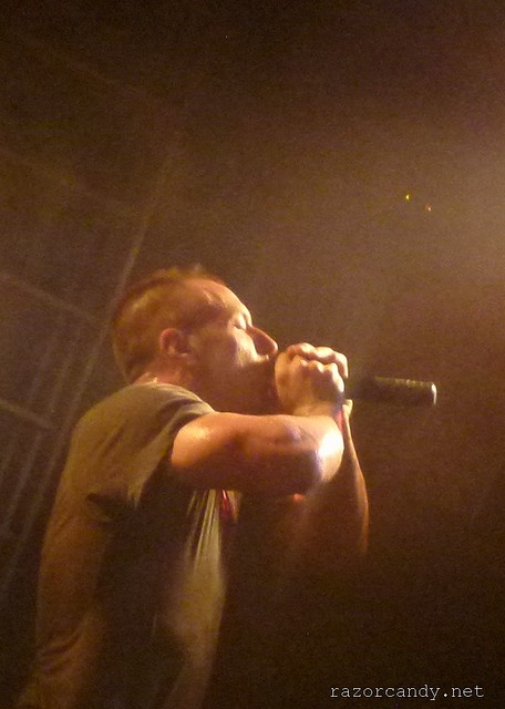 The Dillinger Escape Plan - garage - 26th April, 2012 (2)