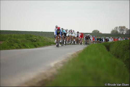 peloton by Rhode Van Elsen - cycling photography