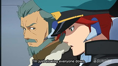 Gundam AGE 3 Episode 33 Howl to the Earth Youtube Gundam PH 0040