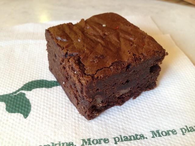 Dark chocolate and chilli petite - Starbucks