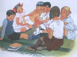 Contos de Crianças by lusografias