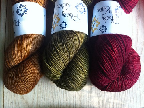 The Plucky Knitter Color Affection Kit