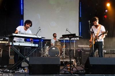 Silkken Laumann @ Westfest 2012
