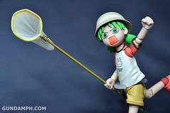 Revoltech Yotsuba DX Summer Vacation Set Unboxing Review Pictures GundamPH (50)