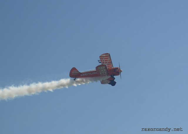 Wingwalkers - Southend Air Show - Sunday, 27th May, 2012 (17)
