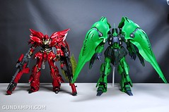 1-100 Kshatriya Neograde Version Colored Cast Resin Kit Straight Build Review (134)