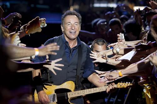 Bruce Springsteen Las Palmas