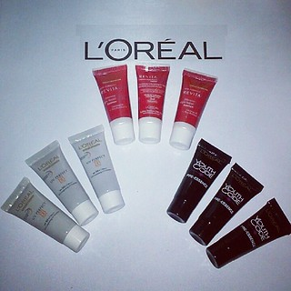 L'Oreal Paris UV Perfect BB Cream, Revitalift and Youth Code