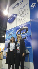 Epson Electronics at Sensors Expo 2012