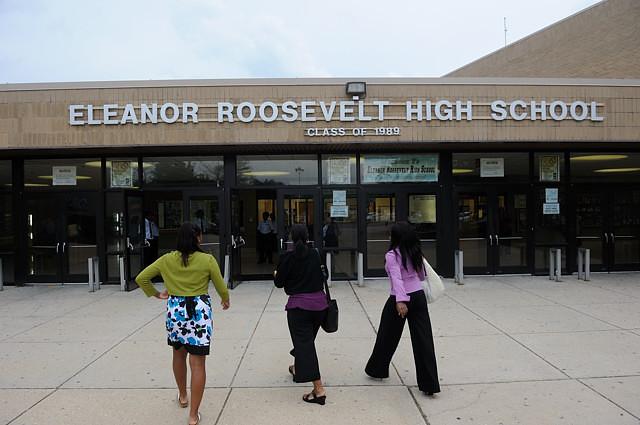 School | Greenbelt in 2012
