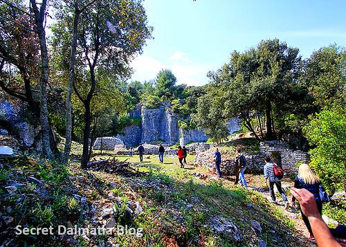 The quarry of Rasohe