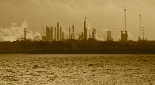 ExxonMobil Refinery, Baytown TX