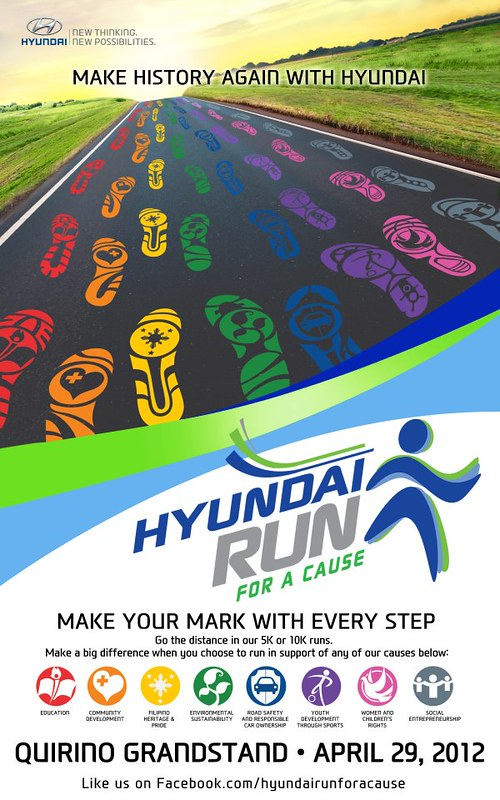 Hyundai Run For A Cause 2012