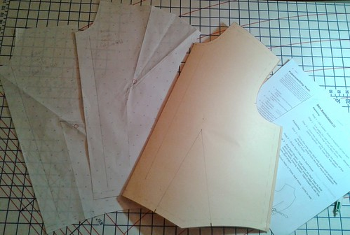Pattern Drafting Class