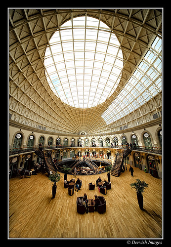 Retail Therapy Walk - Corn Exchange by Dervish Images