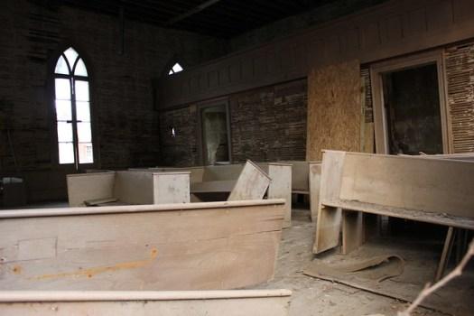 First Baptist Church, Rodney MS