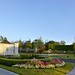 Residential Communties_Bellagio_Entrance_Limestone Sign_Landscape Design_Architecture_Northville MI