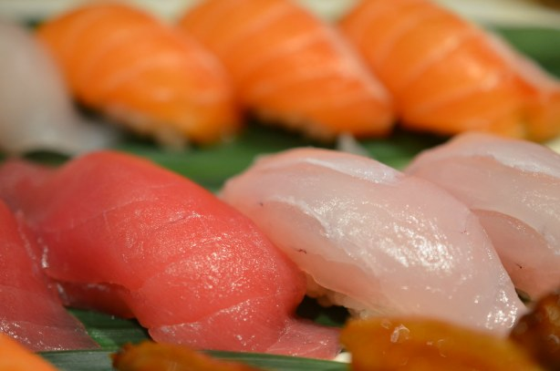 Masuya Nigiri sushi