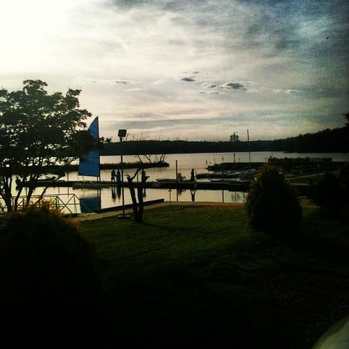 Lake Townsend by Greensboro NC