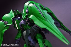 1-100 Kshatriya Neograde Version Colored Cast Resin Kit Straight Build Review (107)