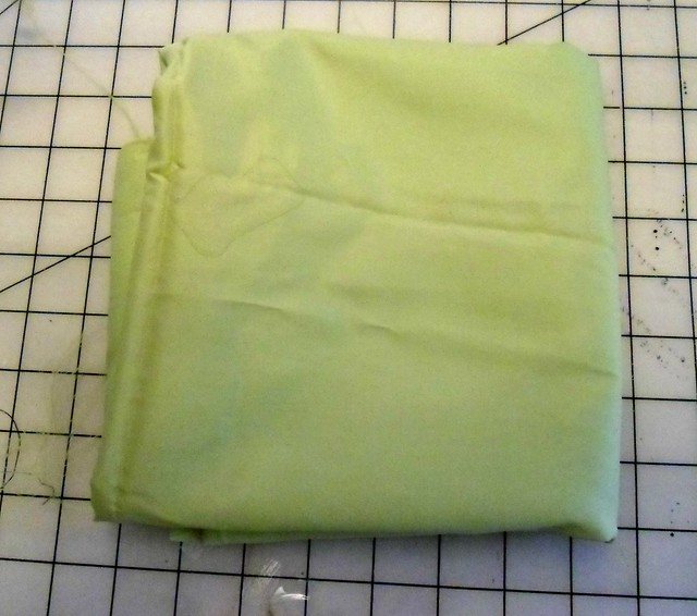 Green Lining Fabric