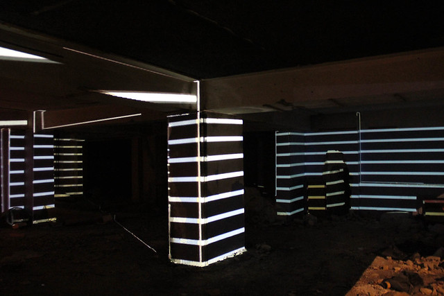 mayer+empl . VJ Fest Istanbul 2012 . interactive video mapping sculpture . istanbul . 2012