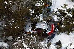 Hyundai Accent WRC - Montecarlo 2003