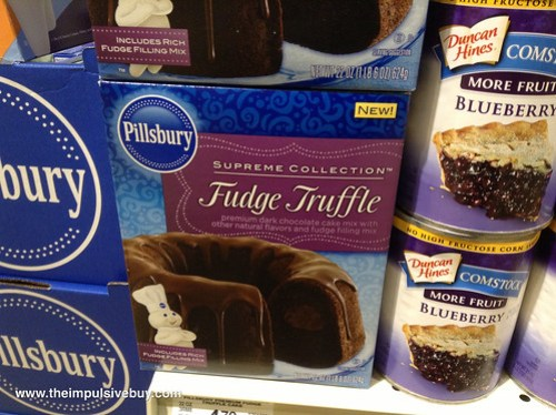 Pillsbury Fudge Truffle Supreme Collection