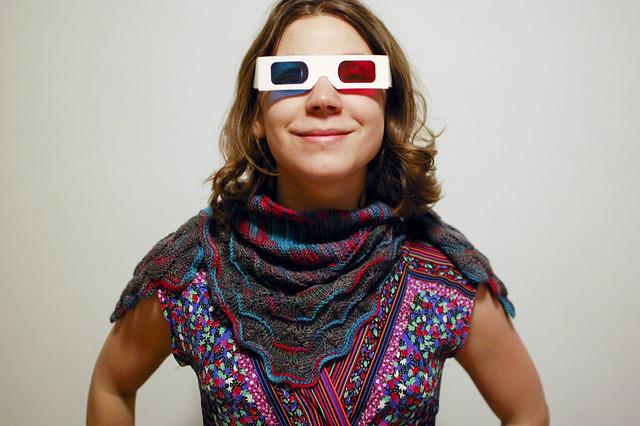 knit in three dimensions