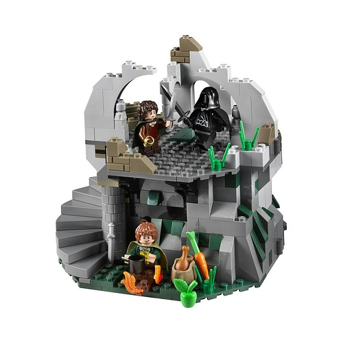 LEGO The Lord of the Rings 2012 9472 Attack On Weathertop