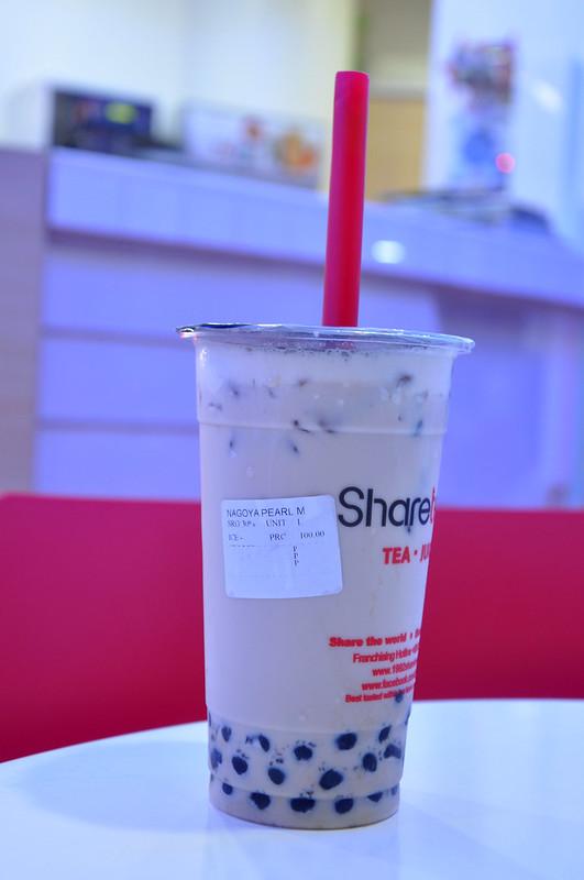 Nagoya Pearl Milk Tea