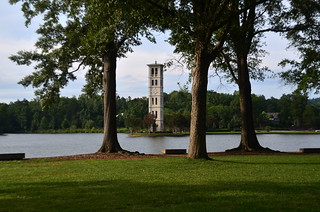 BellTower from Dining Hall