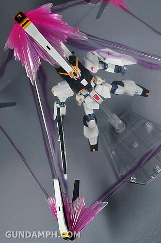 Robot Damashii Nu Gundam & Full Extension Set Review (94)
