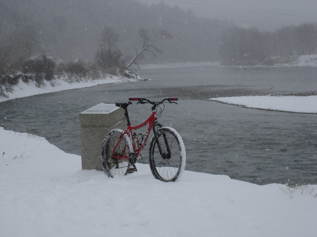 Surly Instigator Snow Ride