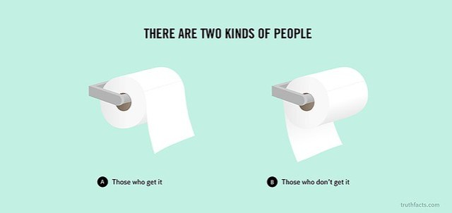 TRUTH FACTS Toilet Paper