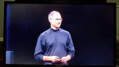 ดู Steve Jobs เปิดตัว iPhone ในปี 2007 แบบ HD บนจอ WXGA