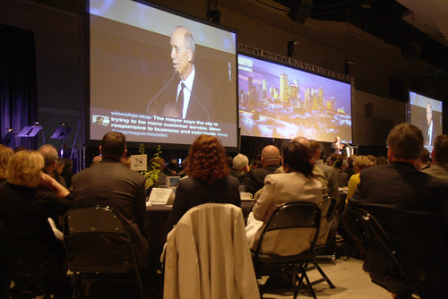 Mayor's State of the City Address 2012
